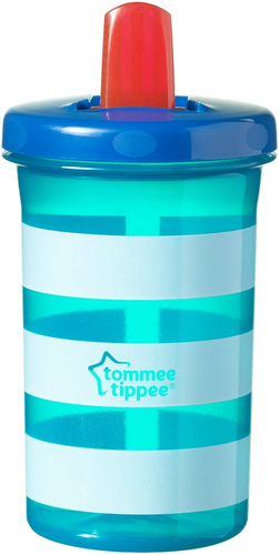 Tommee Tippee FreeFlow Super Itatópohár #300ml #zöld #44402287-440228