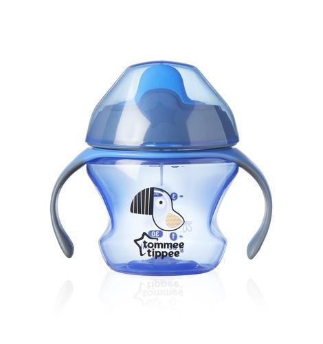 Tommee Tippee Itatópohár Explora First 4hó kék #44710187-471017