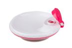 Babyono tányér melegentartó pink #1070-408124