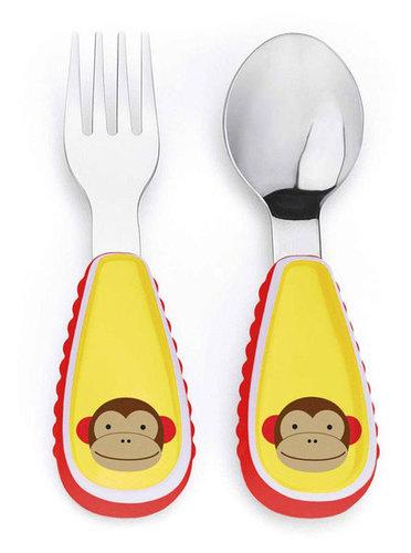 Skip Hop Zoo Evőeszköz #majom #252352
