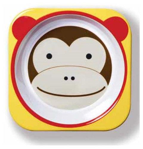 Skip Hop Zoo Mélytányér #majom #252103