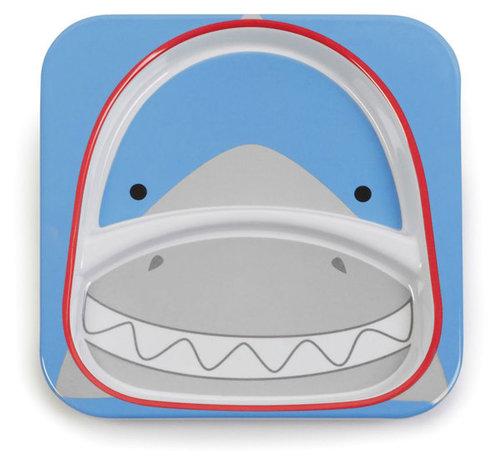 Skip Hop Zoo Tányér nagy #cápa #252166