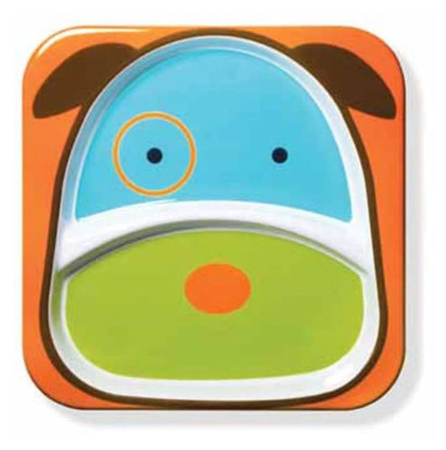 Skip Hop Zoo Tányér nagy #kutya #252151