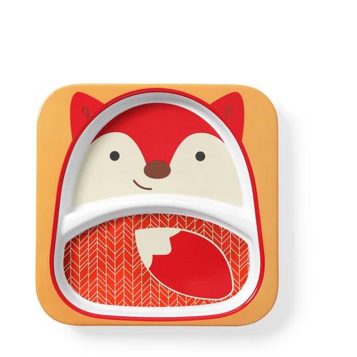 Skip Hop Zoo Tányér nagy róka #252176