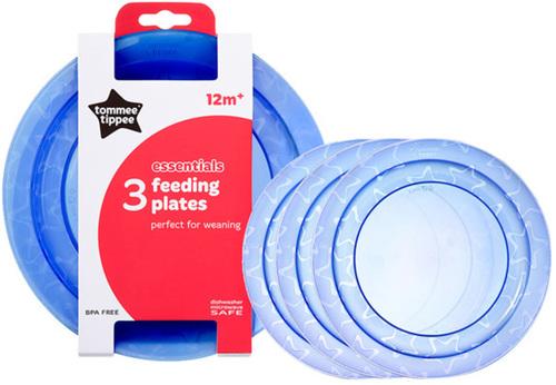 Tommee Tippee Essential Basics tányér #43031610 #kék
