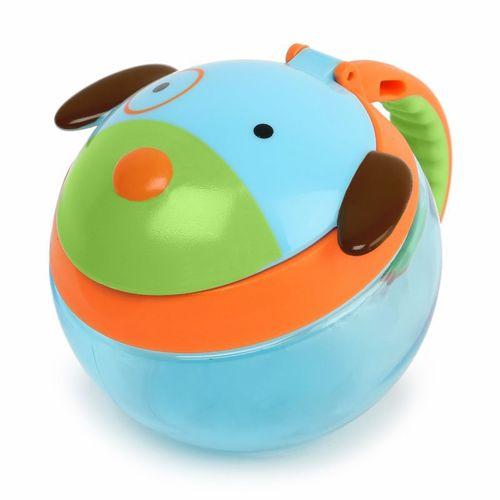 Skip Hop Zoo Snack tartó #Kutya #252553