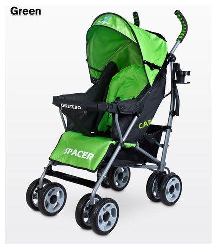 Caretero Spacer babakocsi Green