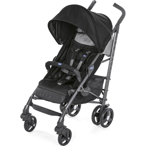 Chicco LiteWay 3 Complete babakocsi Jet Black #CH0807959651