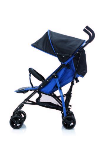 Fillikid Glider Plus sportbabakocsi #107-01 kék/fekete
