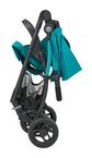 Graco babakocsi Breaze Lite esővédővel #Aqua