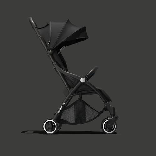 Hamilton auto click sportbabakocsi #fekete