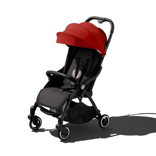 Hamilton auto click sportbabakocsi #piros