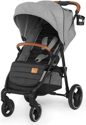 Kinderkraft Grande LX sportbabakocsi #grey