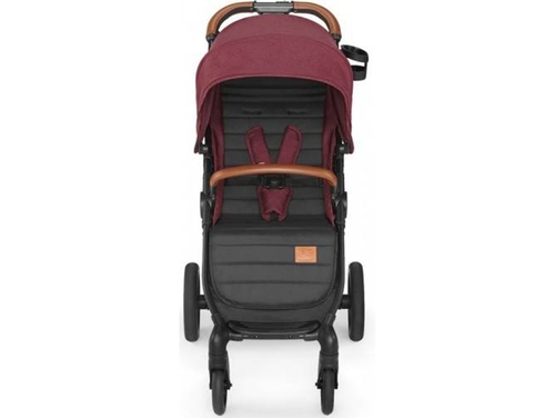 Kinderkraft GRANDE sportbabakocsi #burgundy 2020