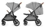 Kinderkraft GRANDE sportbabakocsi #grey 2020