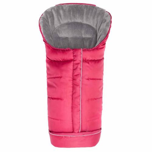 Fillikid K2 bundazsák babakocsiba #100x50cm #6670-32 #pink