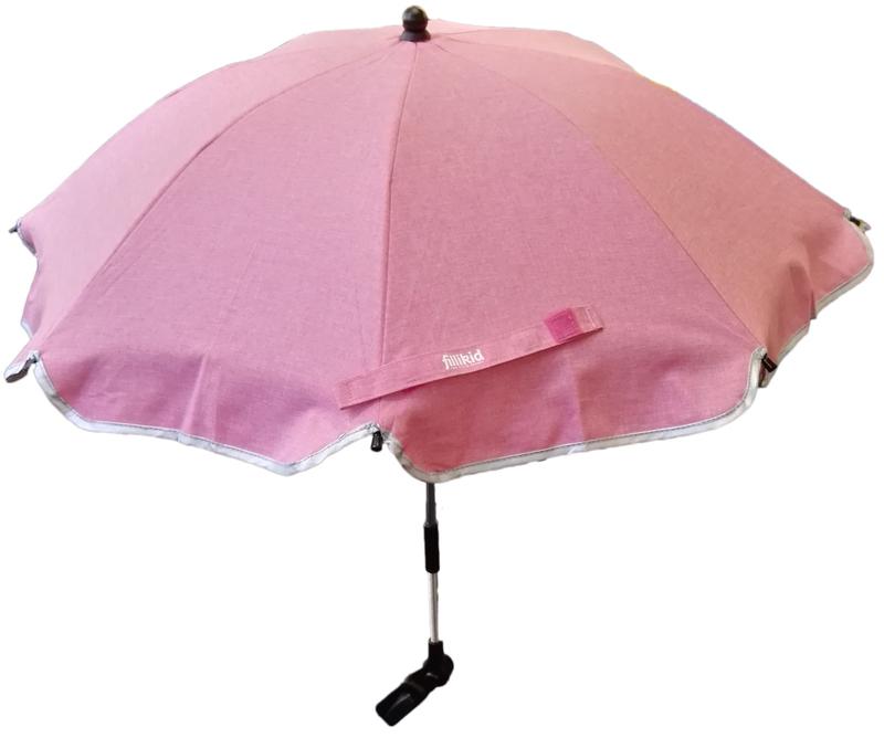 Fillikid Napernyő melange  rózsaszín  671155-12 - Napernyő ... ec8c35a65a