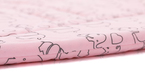 Fillikid betét babakocsiba #Elefánt ##7790-12 rózsaszín