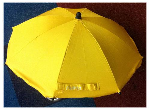 Fillikid UV szűrős babakocsi napernyő 10+ #citrom 5711112-10