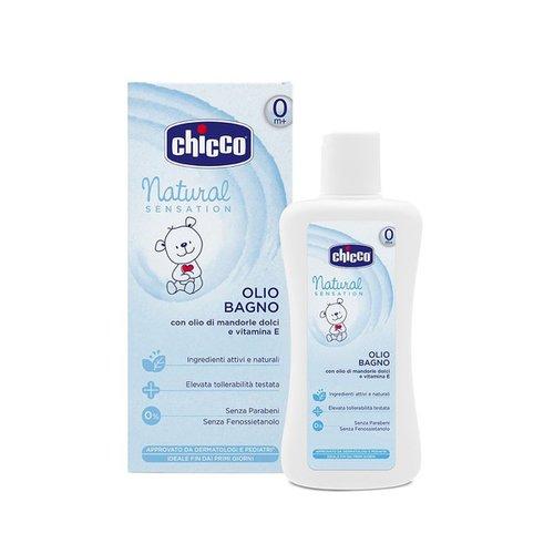 Chicco Natural Sensation Fürdető olaj 200ml #CH0074511