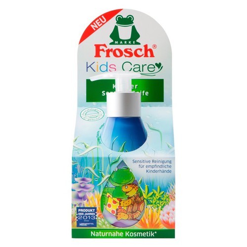 Frosch Folyékony szappan pumpás Gyerek 300ml #FR-1685