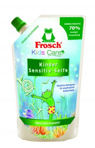 Frosch Folyékony szappan utántöltő Gyerek 500ml #FR-1599