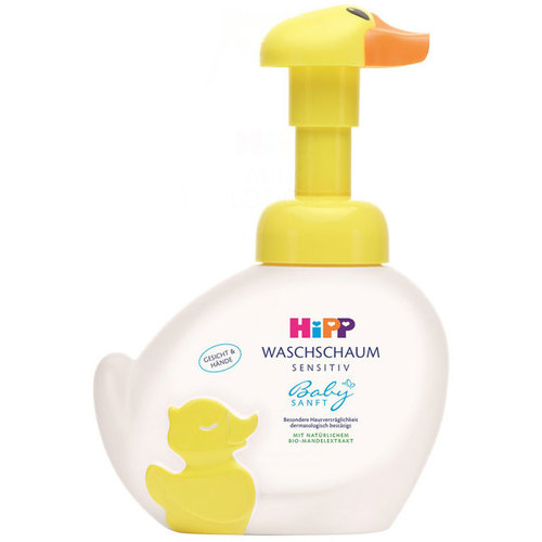 Hipp Babysanft Mosakodóhab 250ml #9541
