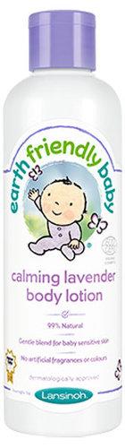 Lansinoh Earth Friendly Baby nyugtató levendulás testápoló 250ml