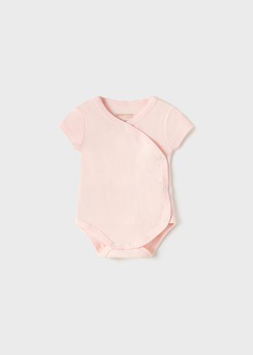 Mayoral Body rövidujjú #áthajtós #1-2 hó 60cm Rosa baby #2797 2021