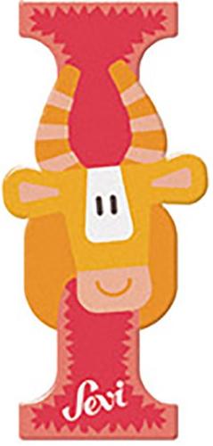 Sevi Fa betűk #állatos I rózsaszín