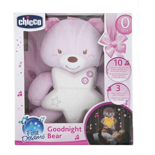 Chicco Goodnight Mackó rózsaszín #CH00915610