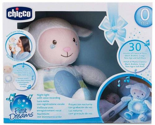 Chicco Lullaby bárány kék #CH0090902