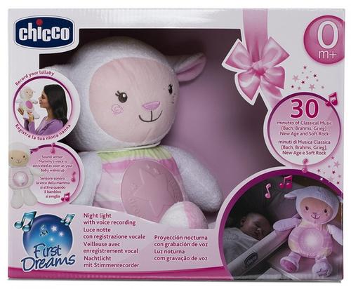 Chicco Lullaby bárány pink #CH0090901