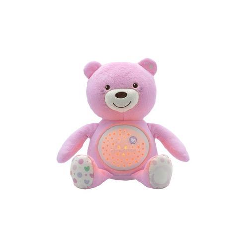 Chicco Projektor Baby mackók Rózsaszín # CH00801510