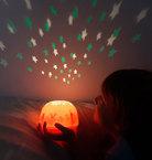 Little Lovely Company Csillagkivetítő Nyuszi #LLC-PLBUMC04