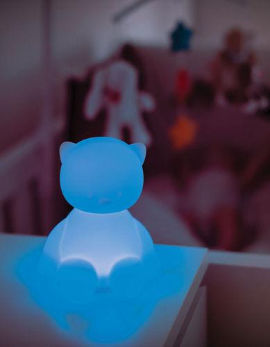 Nattou éjjeli fény #cica