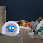 Zazu Éjjeli lámpa hangérzékelős LOU #kék #ZA-LOU-02