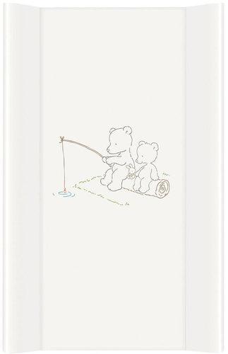 Ceba pelenkázólap merev #2 oldalú #50x80 #Papa Bear