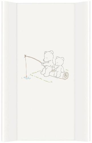 Ceba pelenkázólap merev #3 oldalú #50x80 #Papa Bear