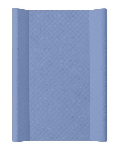 Ceba pelenkázólap CARO merev #2 oldalú #50x70 #navy
