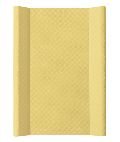 Ceba pelenkázólap CARO puha #2 oldalú #50x70 #mustár