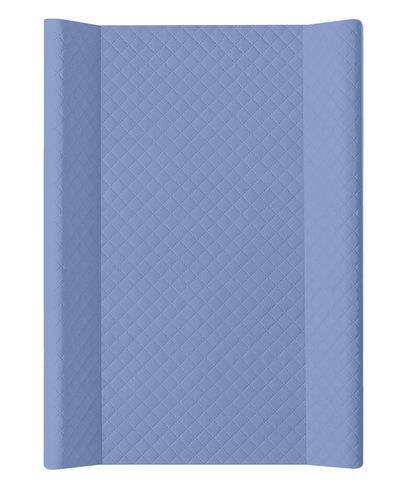 Ceba pelenkázólap CARO puha #2 oldalú #50x70 #navy