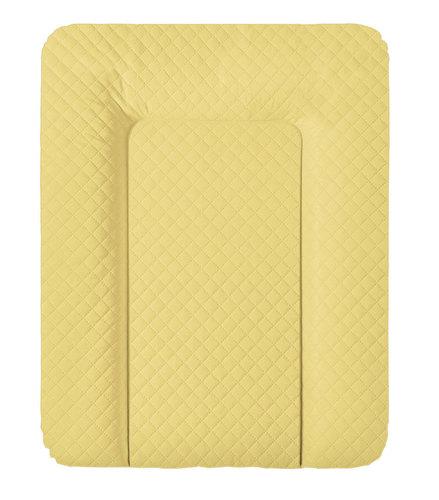 Ceba pelenkázólap CARO puha #50x70 #mustár