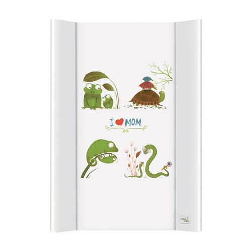 Ceba pelenkázólap merev #2 oldalú #50x70 #Nature - I Love Mom