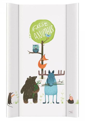 Ceba pelenkázólap merev #2 oldalú #50x80 #Nature - animals