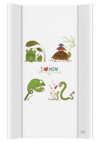 Ceba pelenkázólap merev #2 oldalú #50x80 #Nature - i love mom