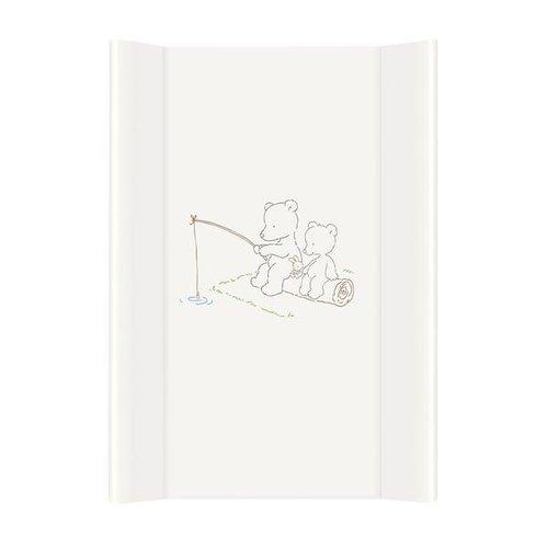 Ceba pelenkázólap merev #2 oldalú #50x70 #Papa Bear
