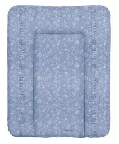 Ceba pelenkázólap puha #50x70 #DENIM Style #Boho Kék
