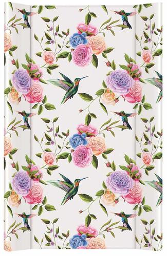 Ceba pelenkázólap puha #2 oldalú #50x70 #Virágok