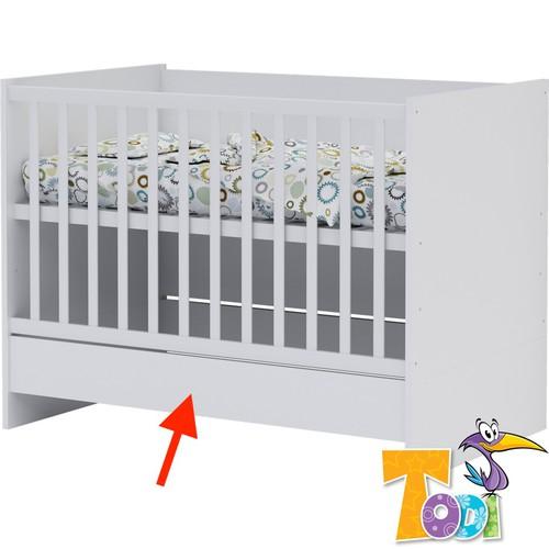 Todi White Bunny Magasító a kombiágy rácsos ágya alá